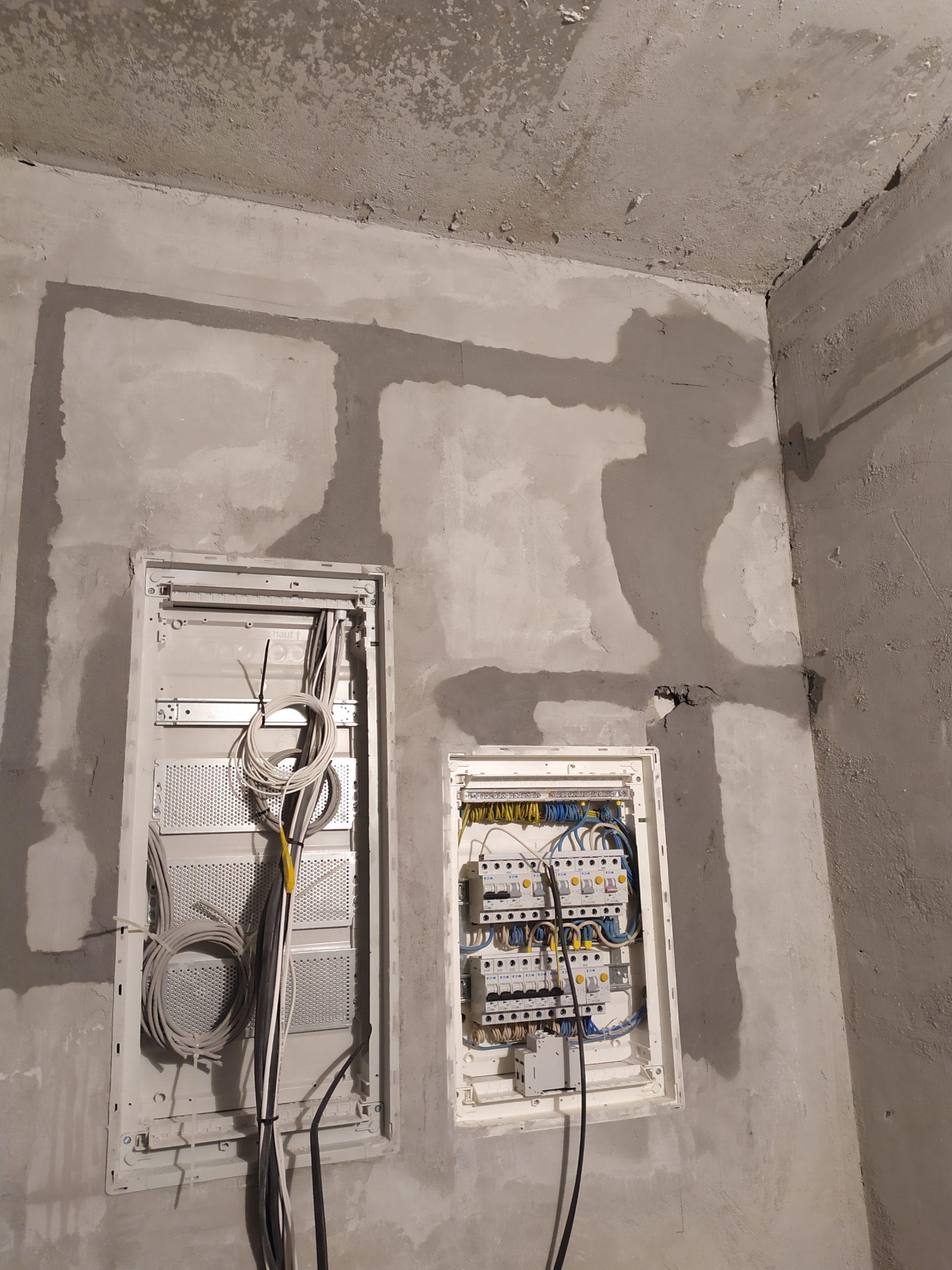 услуги электрика в минске в новостройке 5